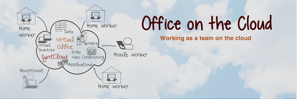 <strong>Virtual Office on the Cloud</strong>